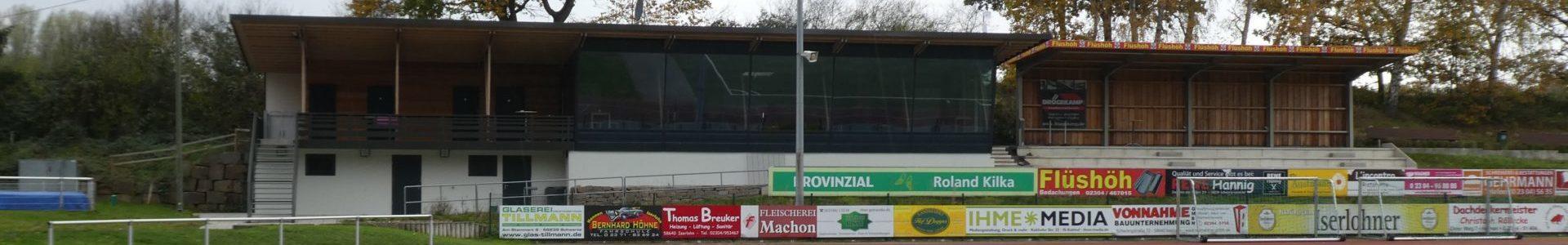 Vereinsheim Sportplatz